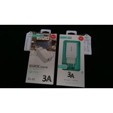 Cетевой Адаптер СЗУ-USB Xipin 3A