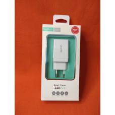 Зарядное устройство Xipin EU-01 2.1A