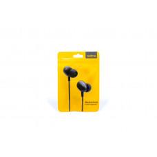 Гарнитура MP3 Realmi Buds. Капельки. (Черный)